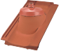 Ceramiczna dachówka antenowa PLANO