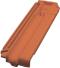 Dachówka połówkowa